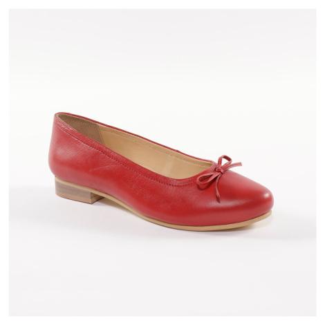 Blancheporte Baleríny, červené červená