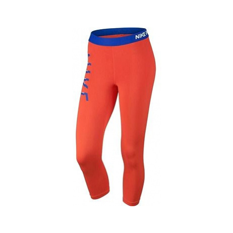 Nike Pro Cool Capri ORANGE