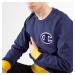 Tmavě modrá mikina Rochester Crewneck Sweatshirt