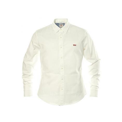 Košile Levi´s® Battery HM Shirt pánská bílá