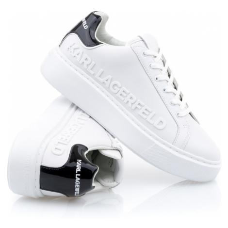 Tenisky Karl Lagerfeld Maxi Kup Karl Injekt Logo Lo - Bílá
