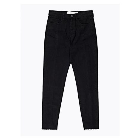 GATE Mrkváčové džíny fit s neopracovaným spodním lemem