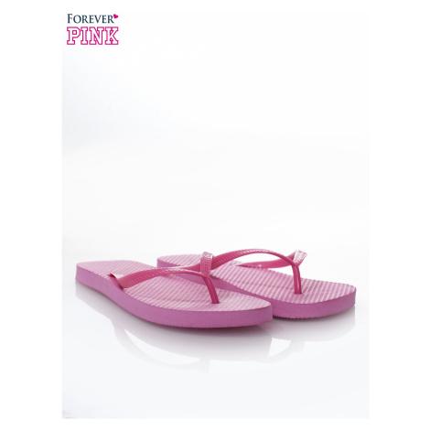 Módní a pohodlné růžové dámské sandály na pláž FPrice