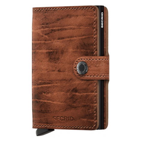 Secrid Miniwallet Dutch Martin Whiskey hnědé MDM-Whiskey