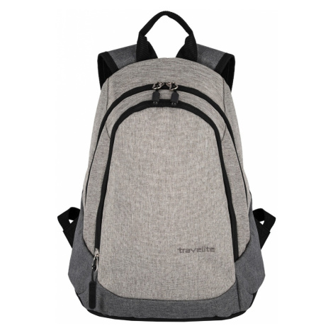 Travelite Basics Mini-Backpack Light grey