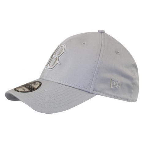 Kšiltovka New Era 39Thirty League Essential MLB Boston Red Sox světle šedá