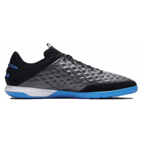 Nike TIEMPO LEGEND ACADEMY IC tmavě šedá - Pánské sálovky
