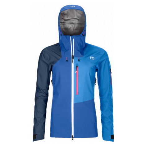 Dámská bunda Ortovox 3L Ortler Jacket W just blue