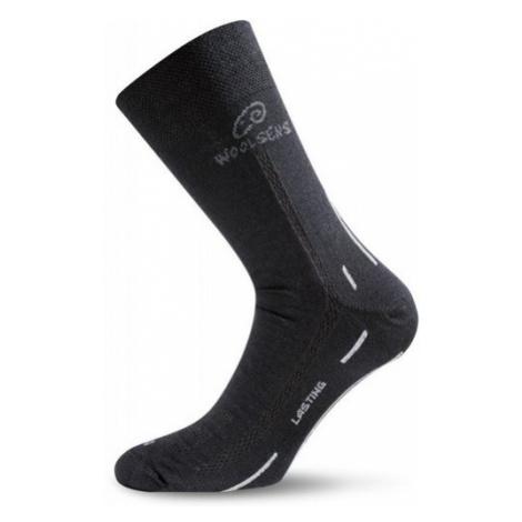 Lasting WLS ponožky, černá
