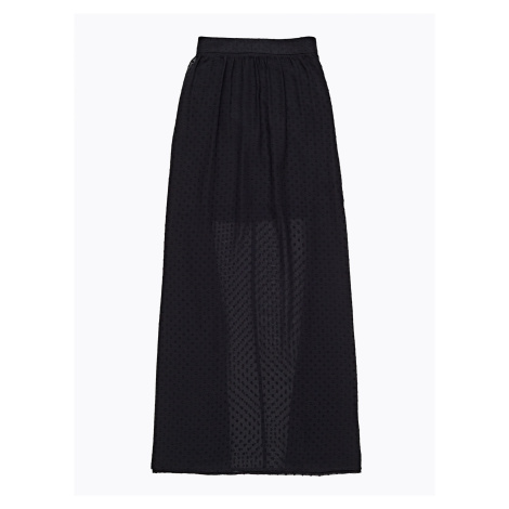 GATE Dlouhá šifónová sukně