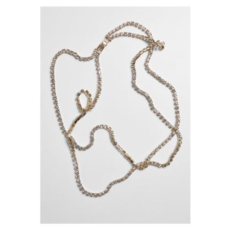 Layering Diamond Necklace Urban Classics