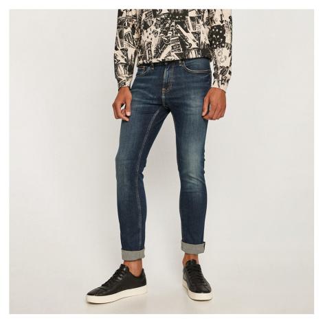 Tommy Jeans pánské modré džíny Scanton Tommy Hilfiger