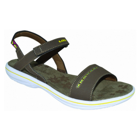 LOAP ANEXA Dámské sandály SSL18132R06A hnědá