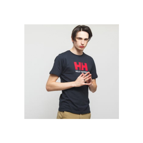 Helly Hansen HH Logo Tee navy