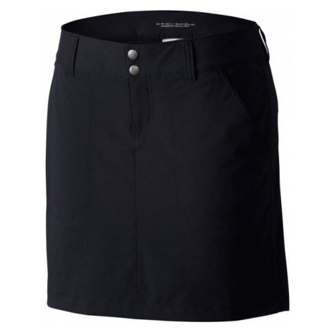 Columbia SATURDAY TRAIL SKIRT černá - Dámská sportovní sukně