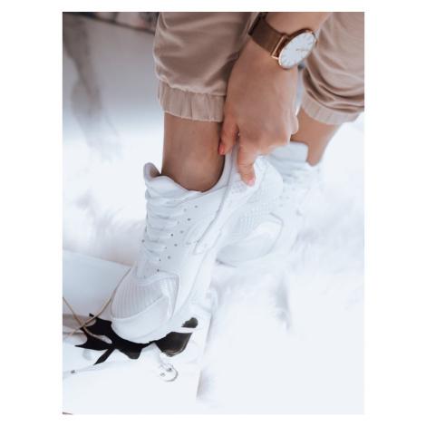 MONIS women's white sneakers Dstreet ZY0063