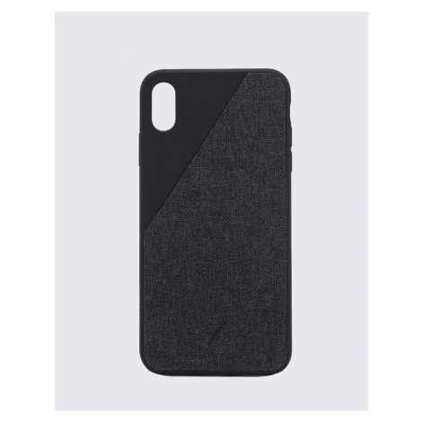 Native Union Clic Canvas iPhone XS Max Black