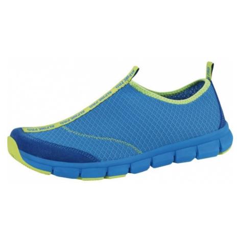 UNI sportovní obuv Alpine Pro MAUDIT WTG - modrá