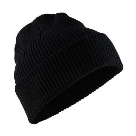 Čepice CRAFT CORE Rib Knit UNI černá