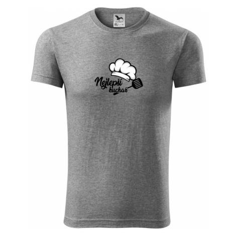 Nejlepší kuchař - čepice - Replay FIT pánské triko