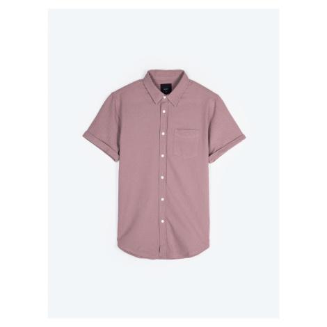 GATE Košile s puntíkovaným vzorem regular fit
