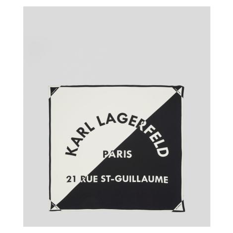 Šátek Karl Lagerfeld Rue St Guillaume Scarf