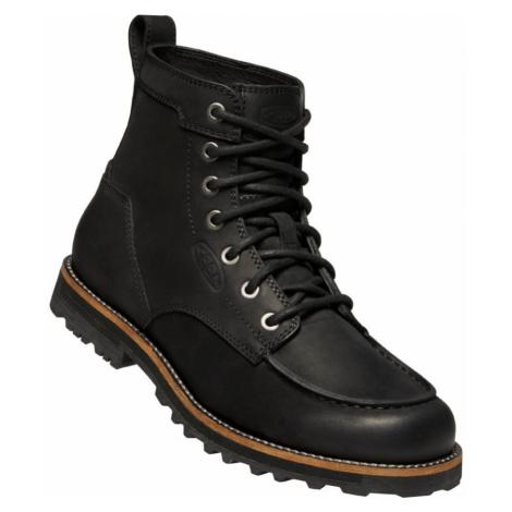 KEEN THE 59 MOC BOOT M Pánská celoroční obuv 10007963KEN01 black