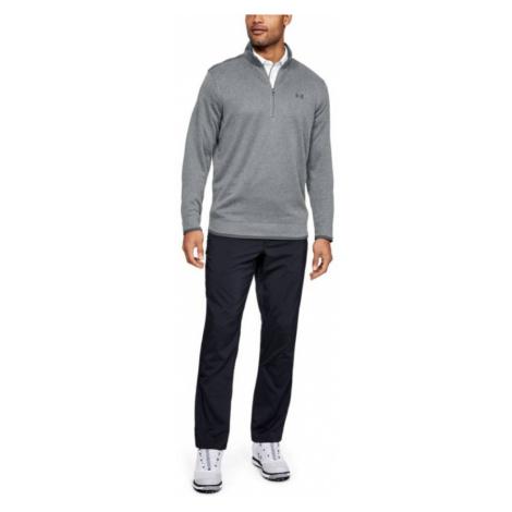 Under Armour SweaterFleece 1/2 Zip Pánský fleece svetr 1345464-012 Black