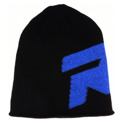 RELAX STRIKER Zimní čepice RKH168D černo modrá 10-12Y