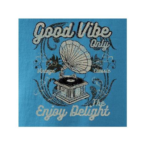 Good Vibe Only gramofon - Tílko triumph