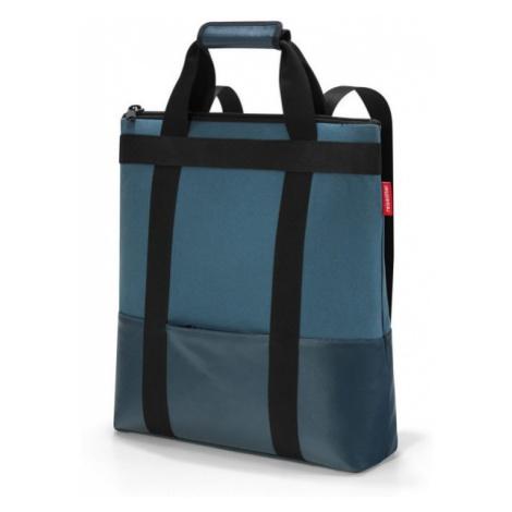 Batoh a taška Reisenthel Daypack Canvas blue