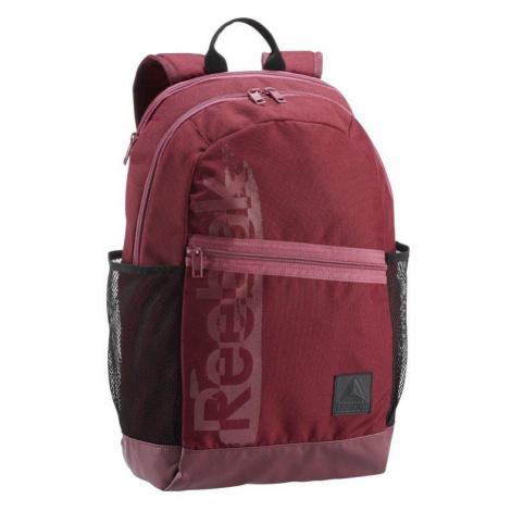 Batoh Reebok Style Found Active Červená