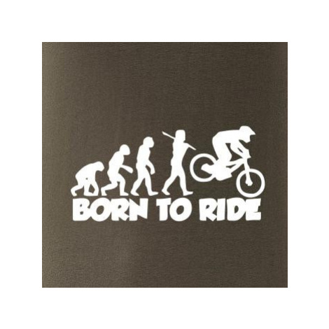 Evoluce Born to ride - Army CAMOUFLAGE