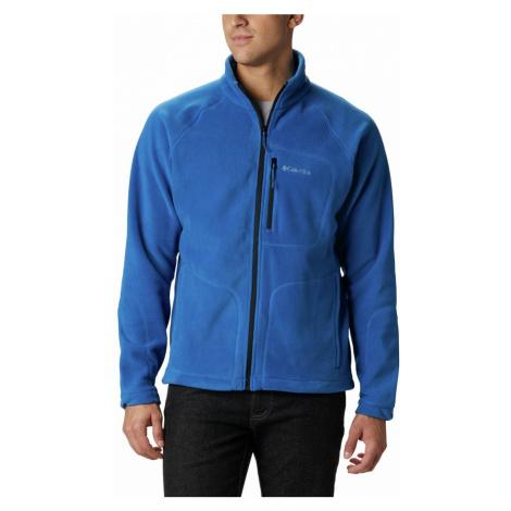 Mikina Columbia Fast Trek™ II Full Zip Fleece M - modrá