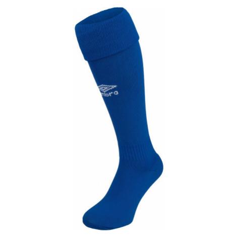 Umbro CLUB SOCK modrá - Pánské fotbalové štulpny
