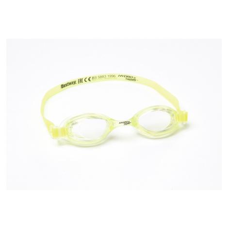 Plavecké brýle BESTWAY Hydro Swim 21045 - žluté
