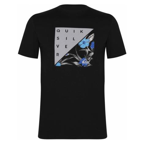 Quiksilver Tropical Floral T Shirt Mens
