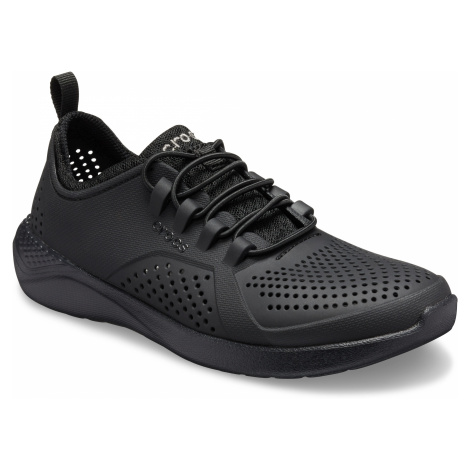 Crocs LiteRide Pacer K Black/Black J6