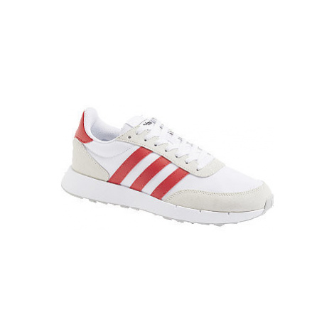 Bílo-šedé tenisky adidas Run 60s 2.0
