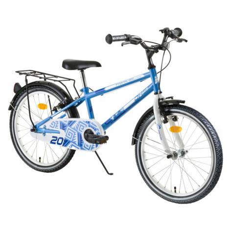 """Dětské Kolo Dhs Travel 2003 20"""" 1.0 Blue"""