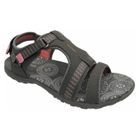 Crossroad MATILDE šedá - Dámské sandály