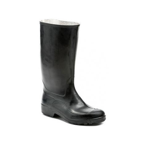 Arno 5110 černé pánské holínky Černá