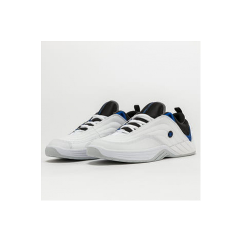 DC Williams Slim white / black / blue