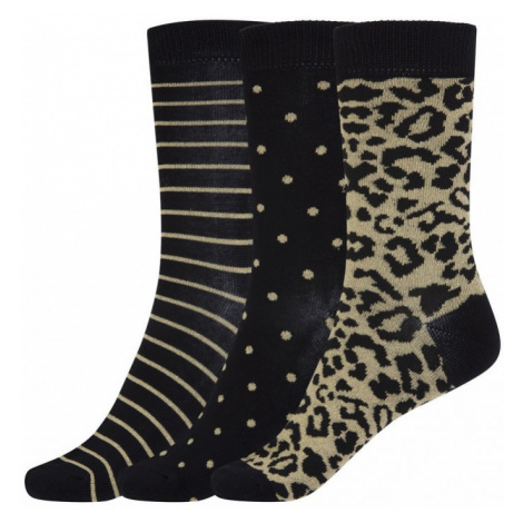 Pepe Jeans Pepe Jeans dámské ponožky Leomie   3 páry