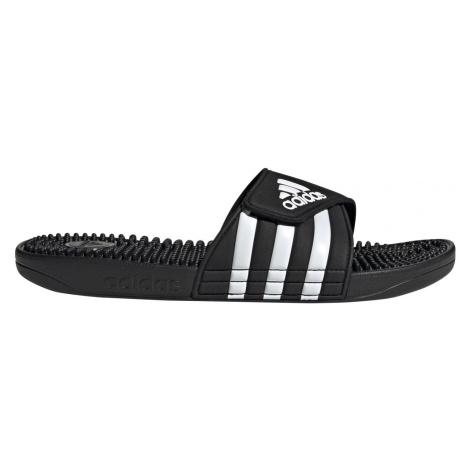 Pantofle adidas Adissage Černá / Bílá