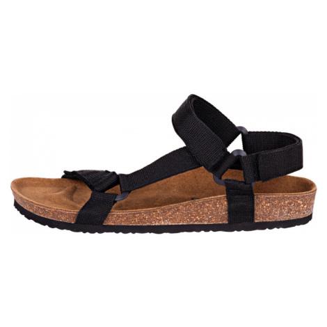 ALPINE PRO ESKY Unisex sandály UBTN024990 černá