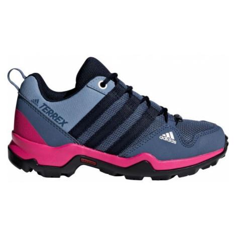 adidas TERREX AX2R CP K šedá - Dětská outdoorová obuv
