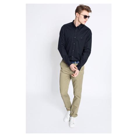 Tommy Hilfiger pánská černá košile Core