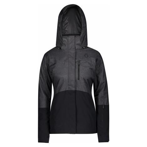 dámská bunda SCOTT Jacket W's Ultimate Dryo 10, drk gy m/blk