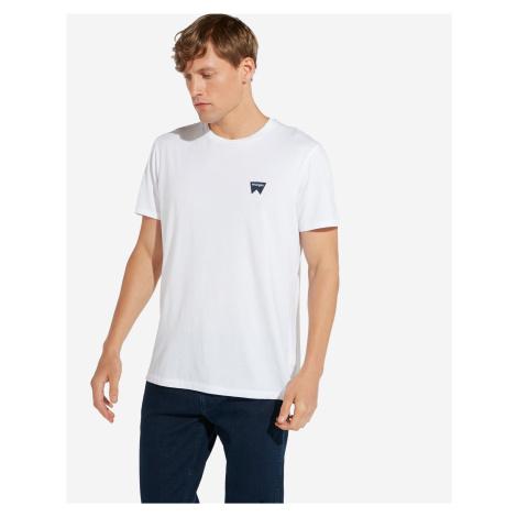 Wrangler pánské triko s logem W7C07D312